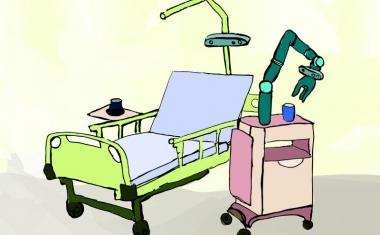 Robotics in care: The hospital bed of the future
