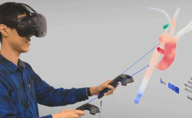 Virtual reality simulation improves cardiovascular interventions