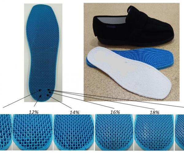 Diabetes: 3D printed insoles hope for patients