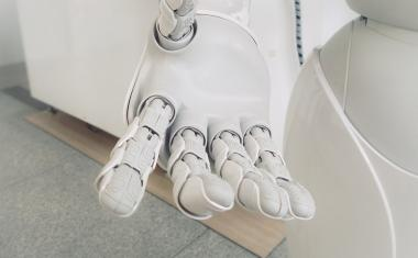 Humanoid hands create safer human-robotics interactions