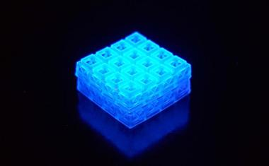 Lego-inspired 3D printed soft tissue bricks