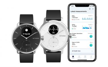 Withings' wearable receives medical CE marking