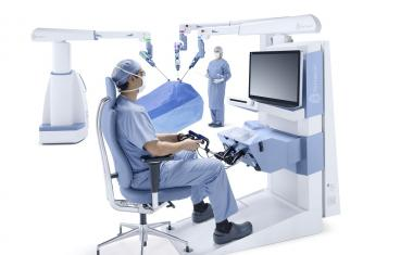 Augmented intelligence advances robotic surgery
