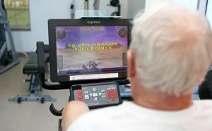 Exergaming may prevent Alzheimer's or related dementias