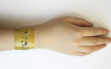 E-skin: recyclable alternative to wearables?