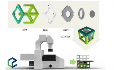 A 3D printed microscope for everyone