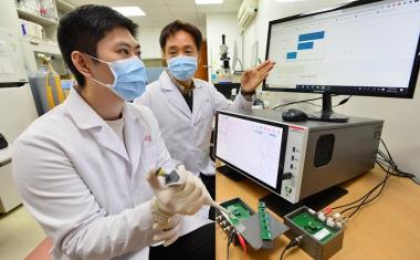 Diagnosing prostate cancer using biosensors and AI