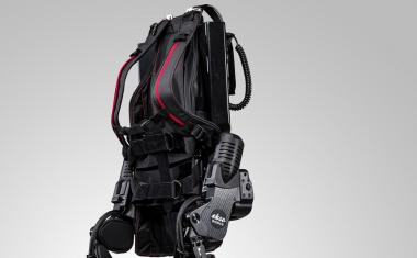 Exoskeleton training expands options for stroke rehab