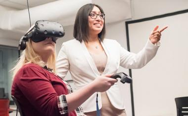 Hemodialysis: Virtual reality lessens physical side effects