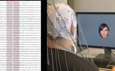 Brain-computer interface generates personally attractive images