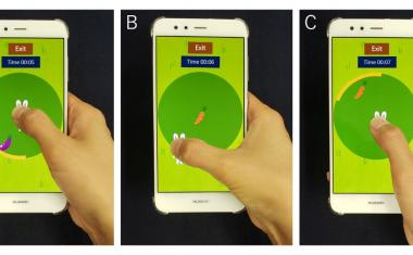 Detecting carpal tunnel syndrome with AI and a game