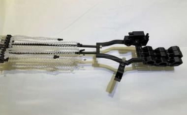 Artificial muscle technology for robotics