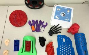 Low-cost 3D printed material helps to train nursing students