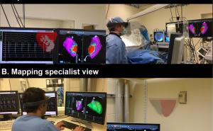AR may assist cardiologists perform complex procedures