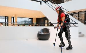 TWIICE One exoskeleton is a step towards independence