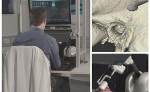 See, feel, train – virtual surgical simulator introduced