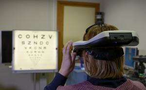 SimVis allows patients to experience vision improvement before surgery