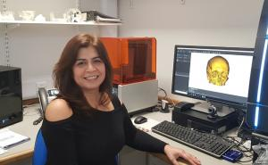 3D printing helps surgeons rebuild patients' faces