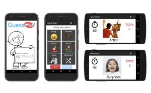 This smartphone app simultaneously treats and tracks autism