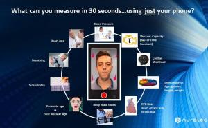 mhealth: blood pressure monitoring as easy as taking a selfie