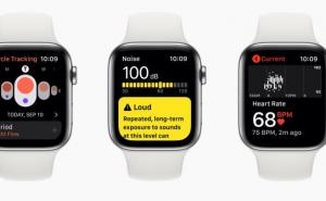mhealth: health studies to benefit from Apple watch