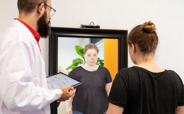 Virtual reality: Avatars against obesity