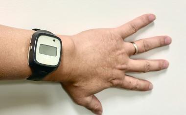 Wearables predict frailty, disability and death