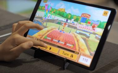 Video game to treat children with ADHD