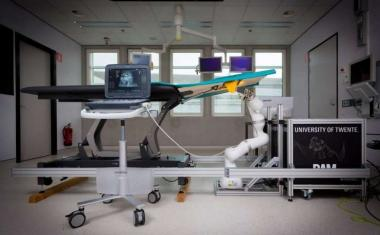 Using robotics to fight breast cancer