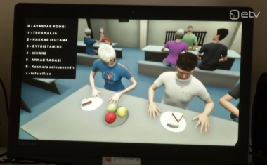 VR supports the treatment of children with brain injury