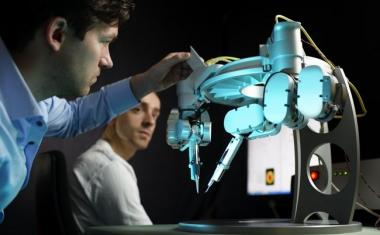 Microsurgery robot passes first clinical test