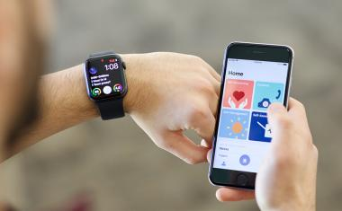 Wearable helps to manage mental health