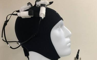 Wearable brain stimulator for stroke recovery