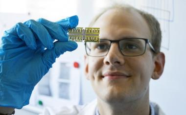 Diabetes: 3D printed sensors for breath tests