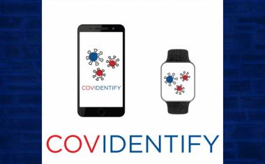 'CovIdentify' pits smartphones and wearables against coronavirus