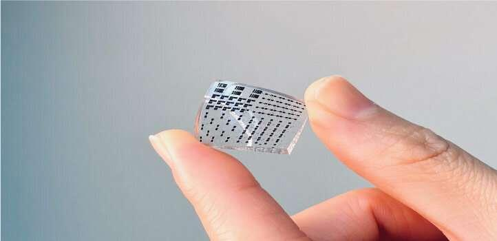 Researchers have developed a durable electronic skin that can mimic natural...