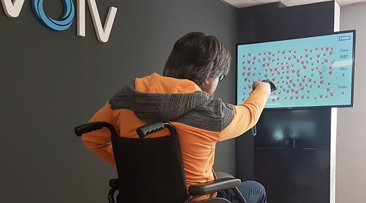 Researchers at the University of East Anglia are pioneering VR rehabilitation...