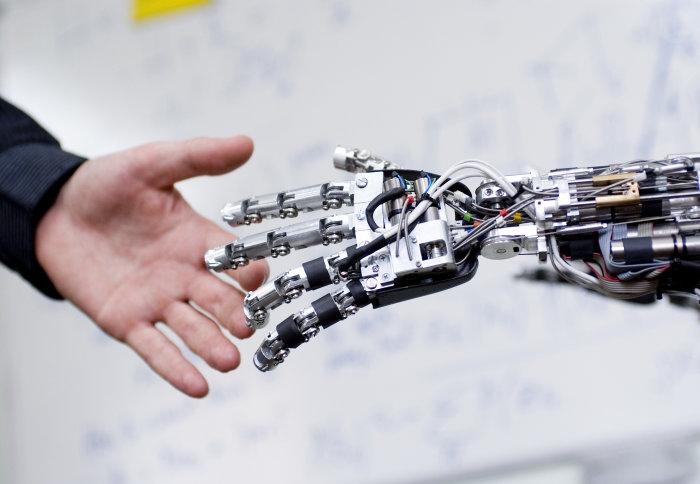 Researchers have created a new robot controller using game theory, allowing the...
